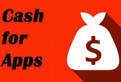 Jangan Coba Cash for Apps Penghasil Uang!!? Nanti Ketagihan Lho!