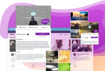 Foap, Aplikasi Penjualan Foto Secara Online Yang Menjadi Impian Para Fotografer