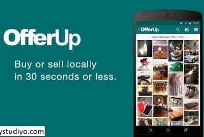 OfferUp, Aplikasi Seluler Yang Bisa Digunakan Untuk Menjual Semua Jenis Barang
