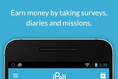 iPoll, Situs dan Aplikasi Survei Berbayar Online Untuk Mendapatkan Uang