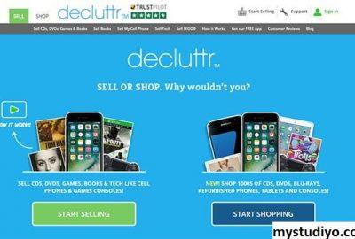 Decluttr, Aplikasi Jual Beli Media Bekas Berkualitas