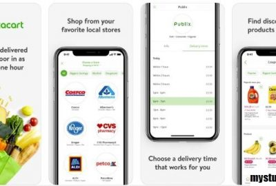 Dapatkan Uang Dengan Mudah Menggunakan Aplikasi Instacart