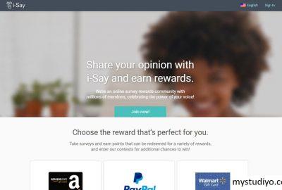 Ipsos i-Say, Situs Survei Online Yang Terbukti Membayar
